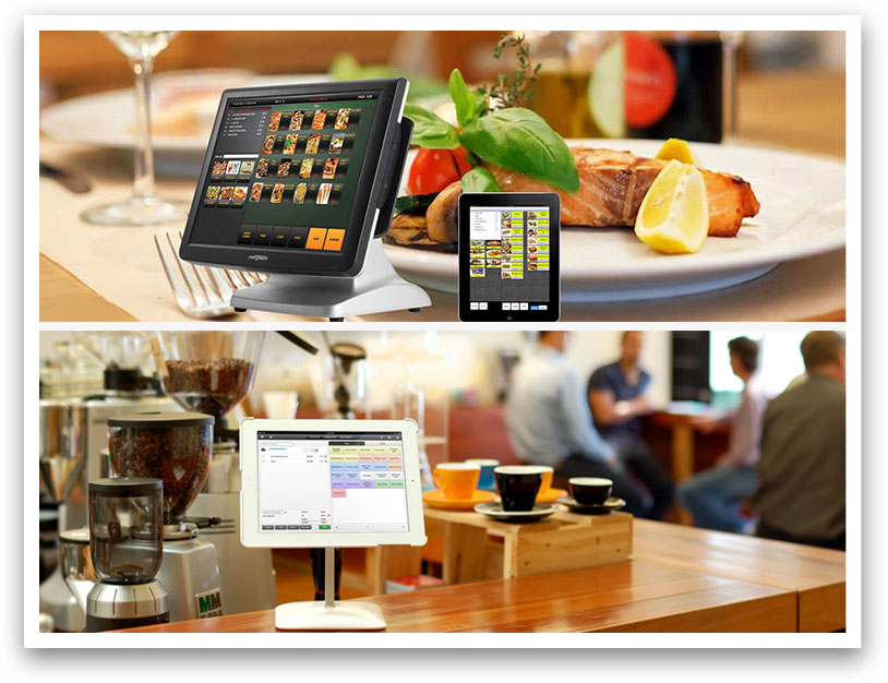 Restaurant Management System with POS
